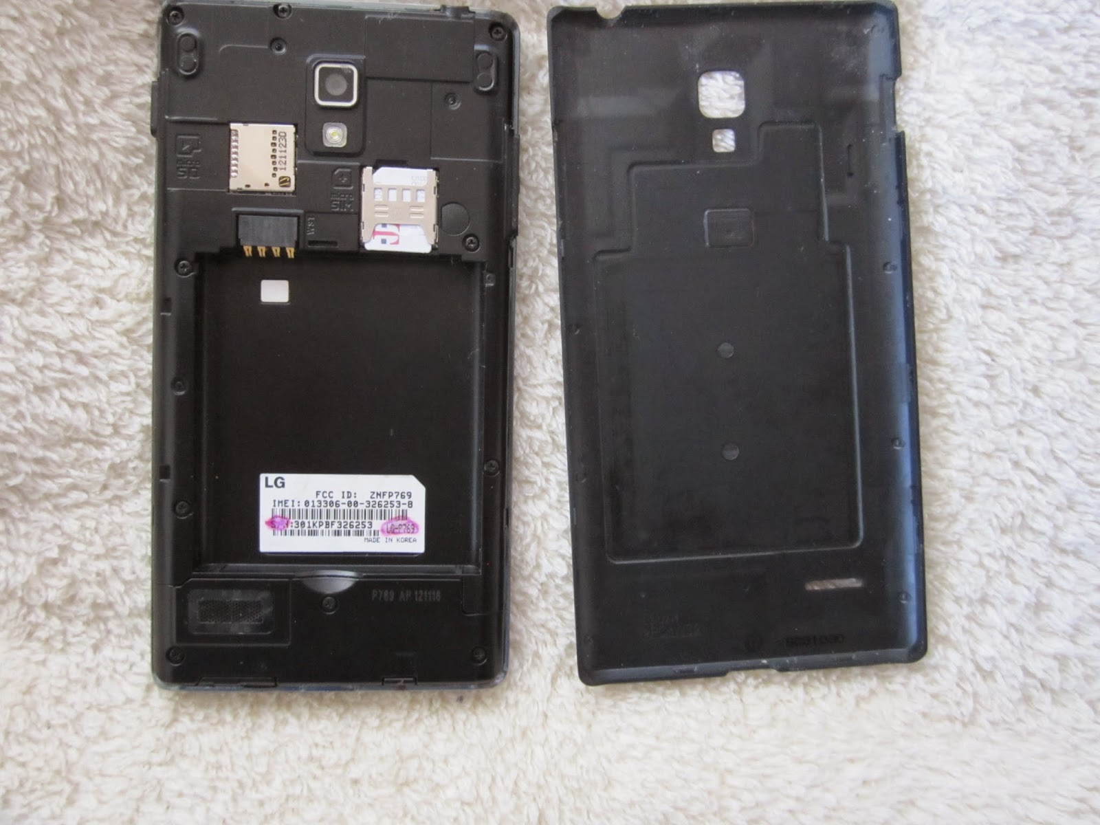 LG Optimus L9 P769 (T-Mobile)