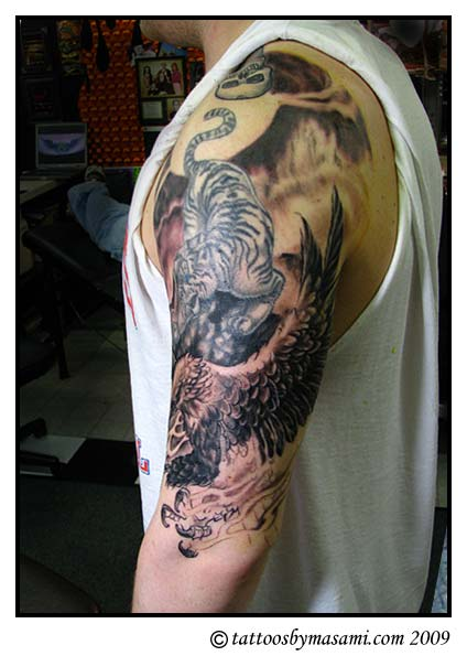 tattoo tribal sleeves. tattoo tribal sleeves. full