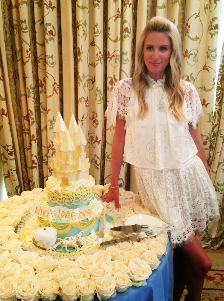 Hansen S Cakes Congratulations To Nicky Hilton