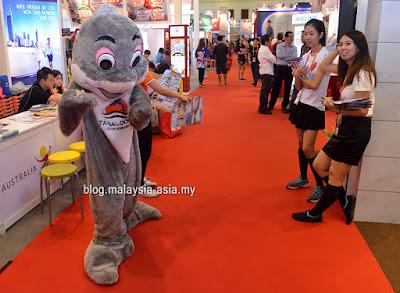 Matta Fair 2016 Mascot