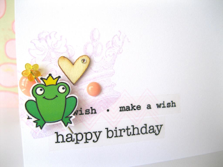SRM Stickers Blog - Stamps & Stickers by Shelly - #card #birthday #stamped #stickers, #CAS
