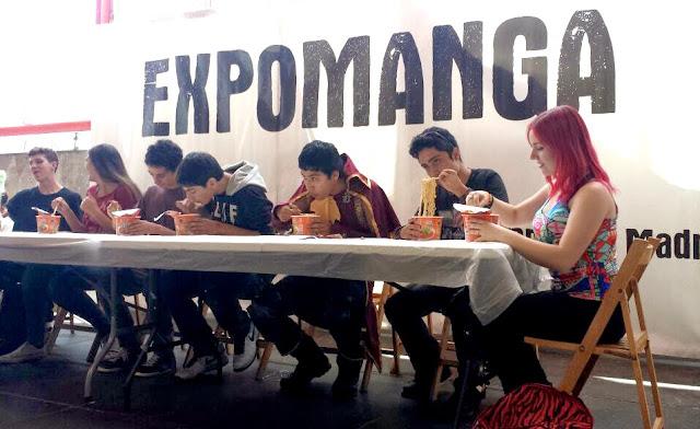 concurso ramen picante expomanga 2015