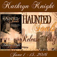 Haunted Souls Release Blitz & Giveaway