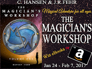 The Magician's Workshop Giveaway