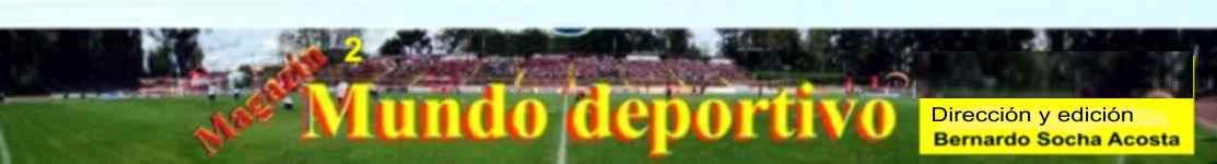 Magazín: Mundo Deportivo 2