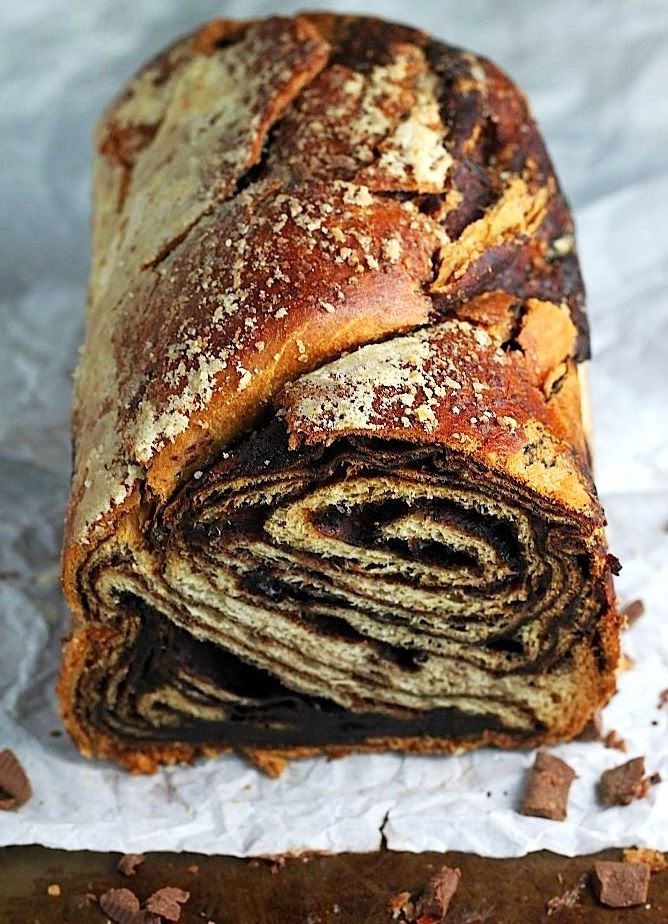 Ukrainian food recipes chocolate babka forumfinder Gallery