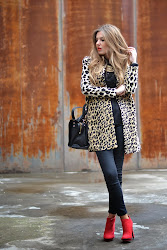 Ver look: Blogger Trends, Animal Print