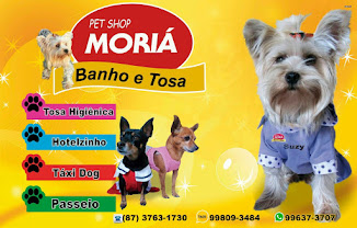 PET SHOP MORIÁ