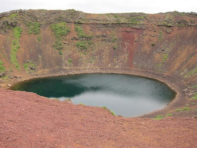 The Kerid crater