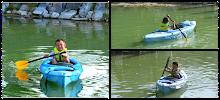 Love the kayaking