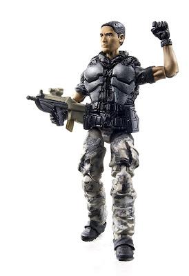 Hasbro GI Joe Retaliation Ultimate Flint figure