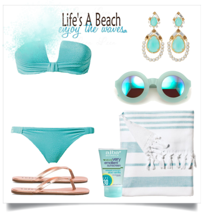 bikini tiffany