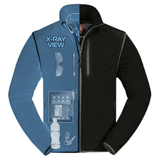 Fleece Gadget-Friendly Jacket 7.0