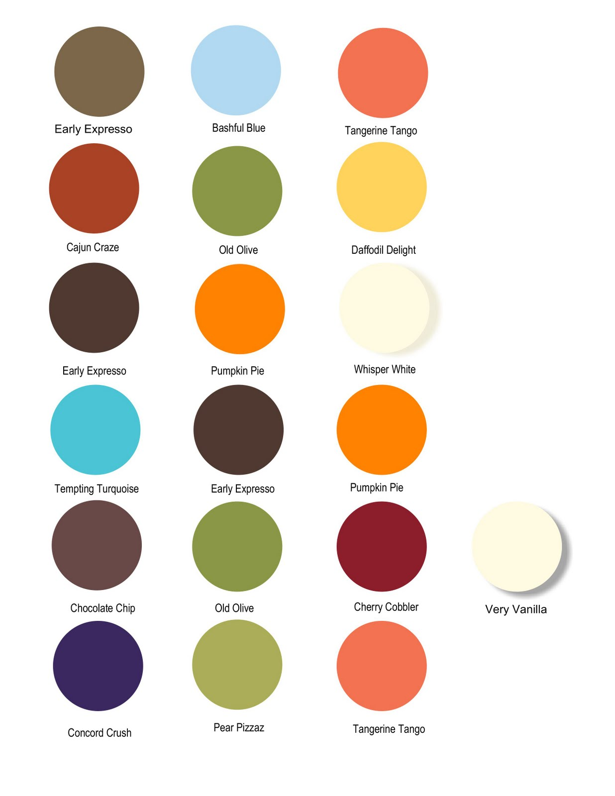 Stampingfunaddict Masculine Color Combos