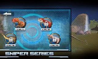 Game Android - Dinosaur: Sniper reborn 2015