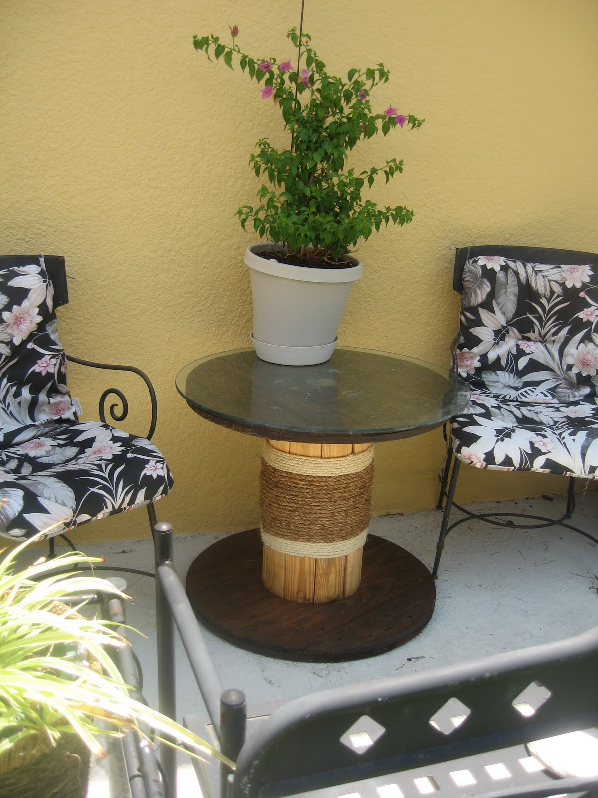 camelot art creations ballard designs inspired patio table no stain
