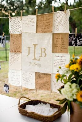 Guest Book Quilt