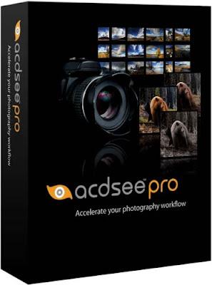 تحميل برنامج ACDSee Pro 7 مجانا لتعديل الصور واضافة التأثيرات