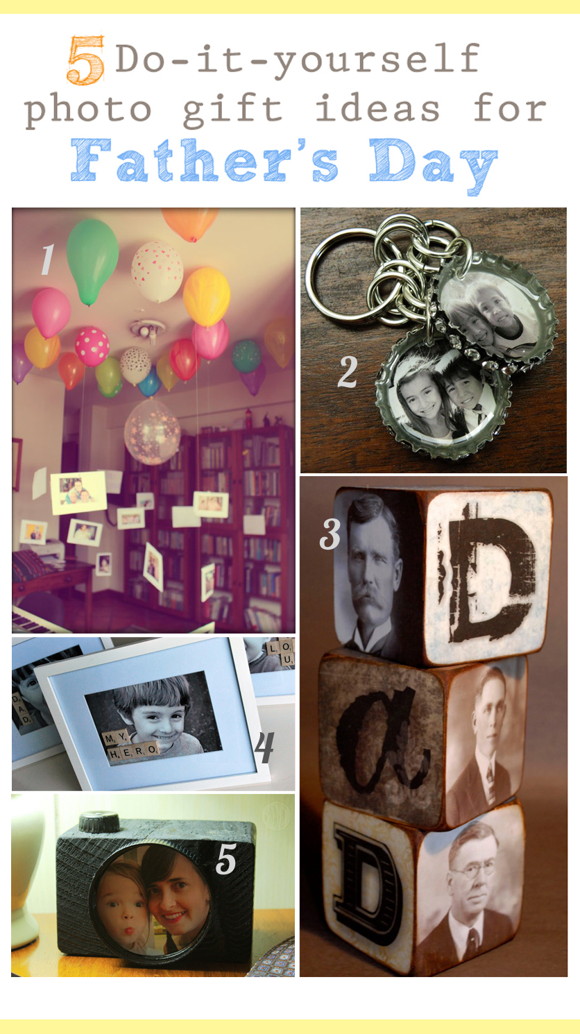 Jill and the little crown five do it yourself fathers day photo five do it yourself fathers day photo gift ideas solutioingenieria Images