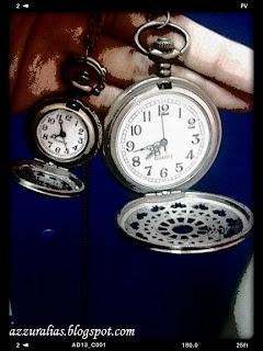 Jam Antik Kecil Besar, Demi Masa, Kira Masa