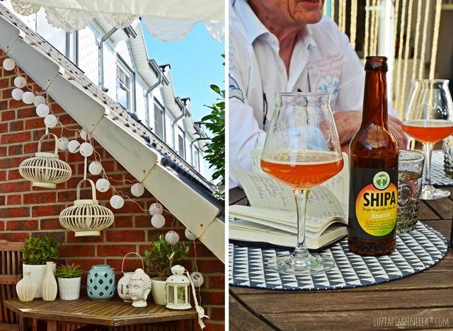 BBQ & grill love | familiengrillen mit spareribs aus dem smoker & craft beer | luzia pimpinella