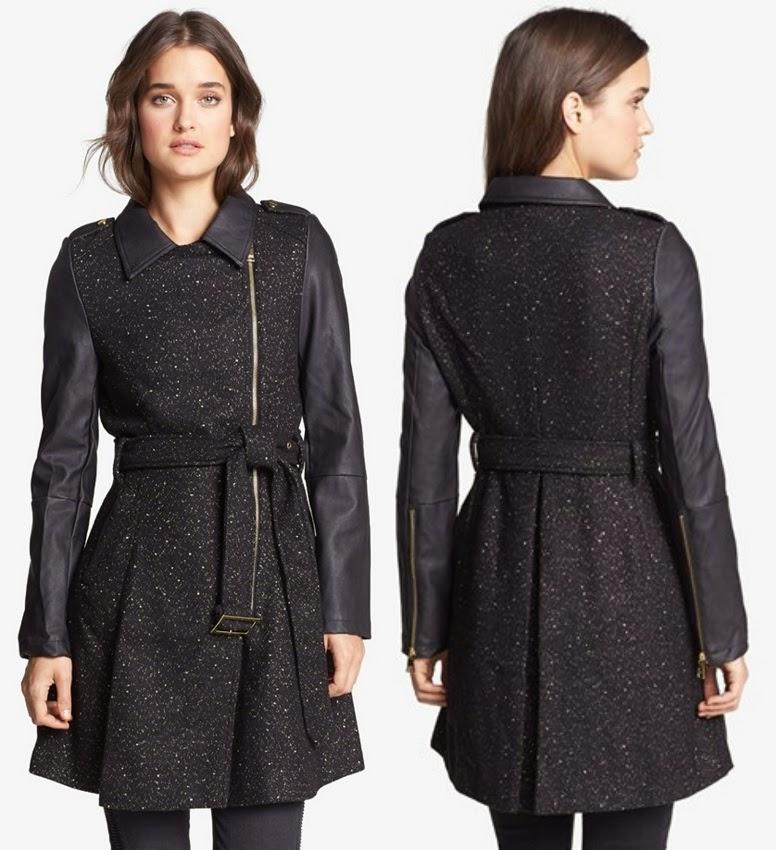 badass black winter coats