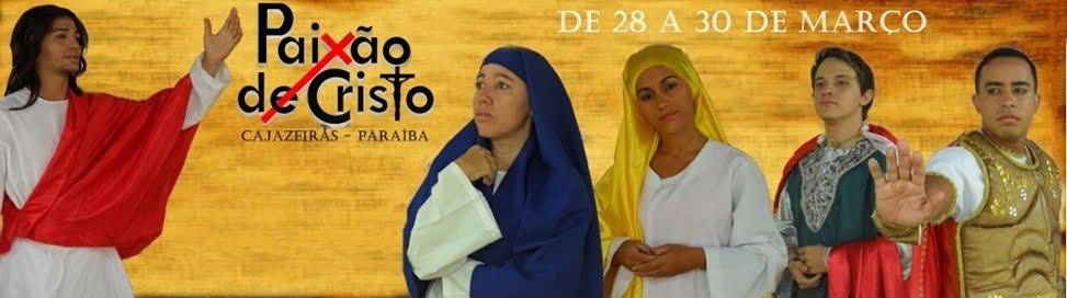 Paixão de Cristo- 2013