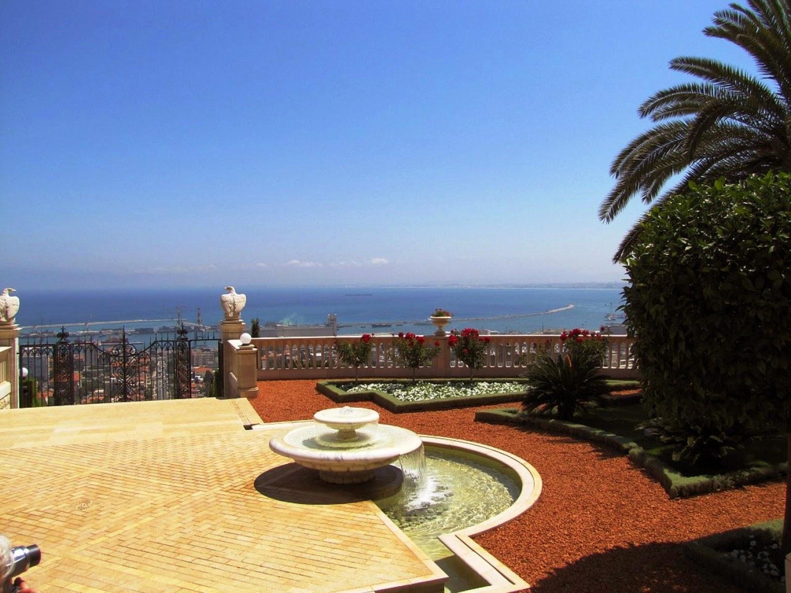 Israel Bahai Holy Photography Vacations