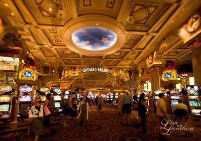 Las Vegas Nevada, Caesar's Palace, New Braunfels photographer