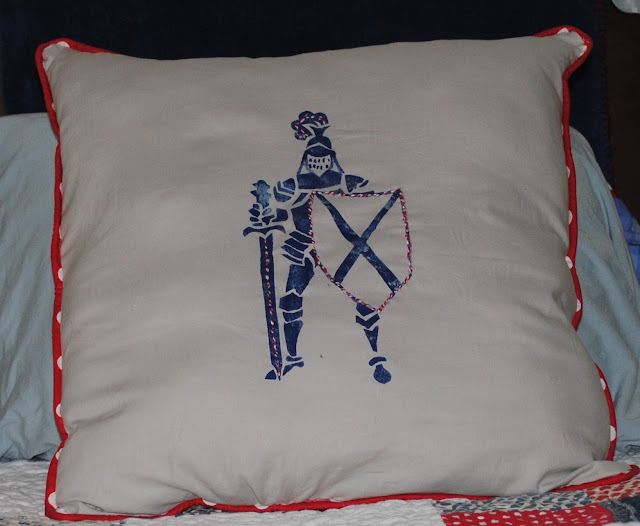 Knight Pillow