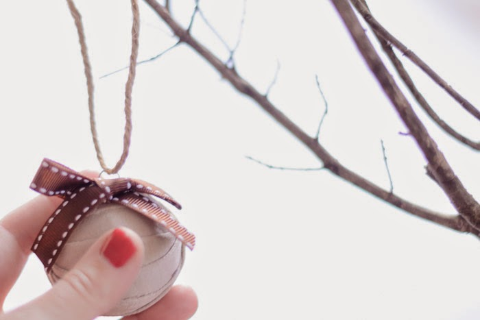 Árbol de Navidad con ramas