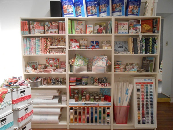 Craft Room Storage Ideas 600 x 450