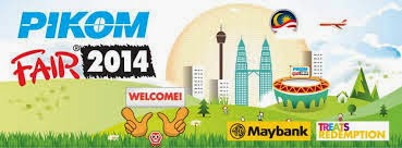 Jadual PIKOM PC Fair 2014