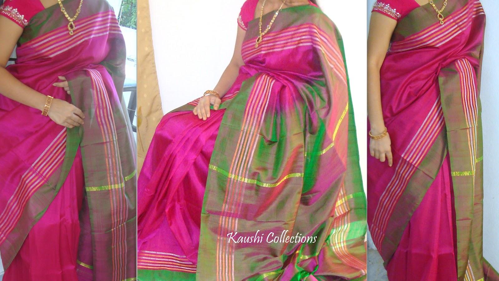 Uppada Pattu Designer Sarees Online Shopping