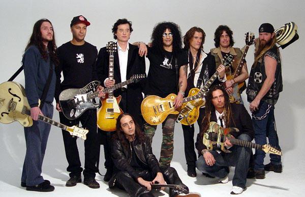 fotos de las mejores guitarras: