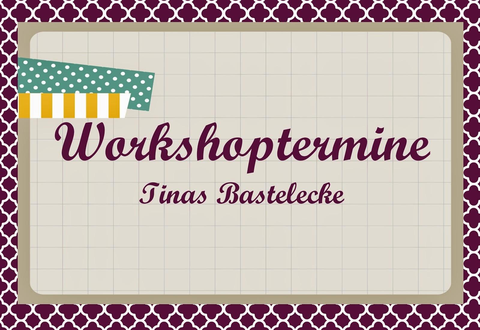 Workshop-Termine