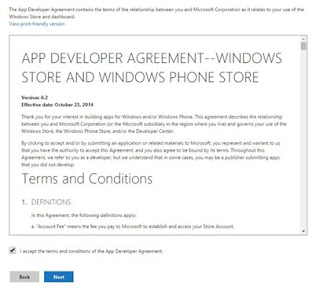 Langkah Membuat Akun Developer Windows via Dreamspark
