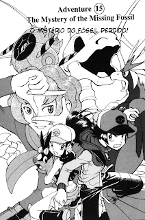 Mangá de Pokemon BW