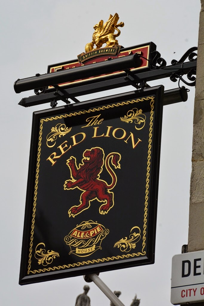 Ale&Pie Red Lion Pub London