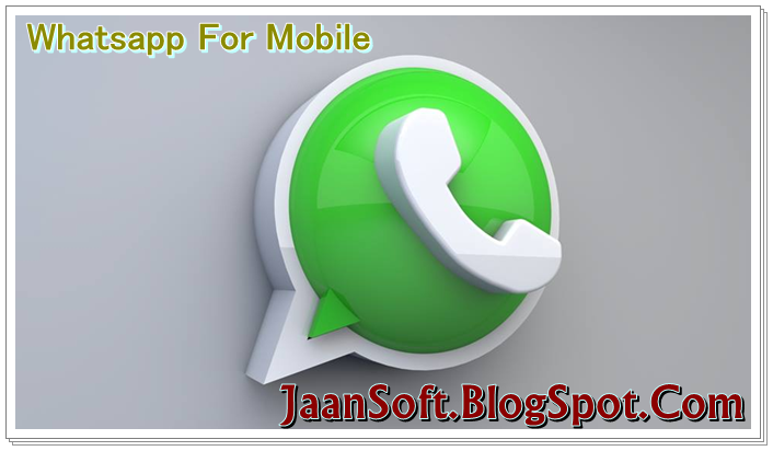 WhatsApp Messenger 2.12.50 APK For Android New Download