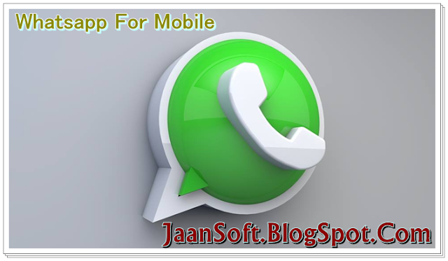 WhatsApp Messenger 2.12.96 APK For Android Download Full