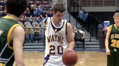 شاب مقطوع اليد يحترف السلة-منتهى