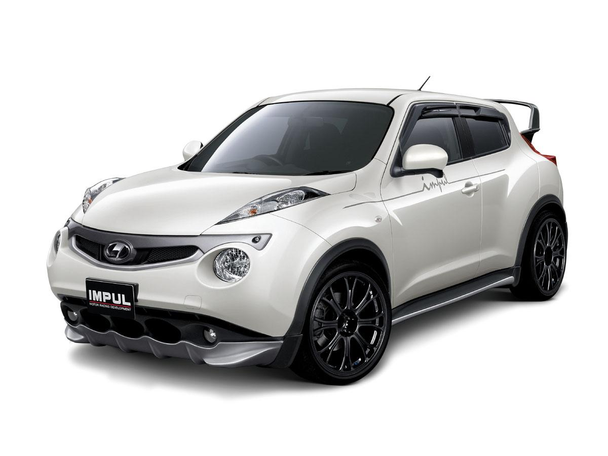looks like a car 2012 nissan juke modified by impul. Black Bedroom Furniture Sets. Home Design Ideas