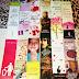 Kit de marcadores de livros Editora Intrínseca