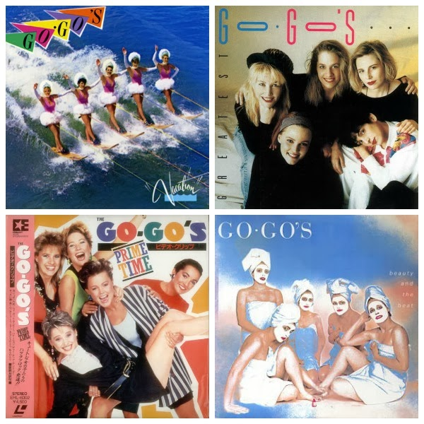 music monday ... the go go's on www.geekchicrelative.blogspot.com