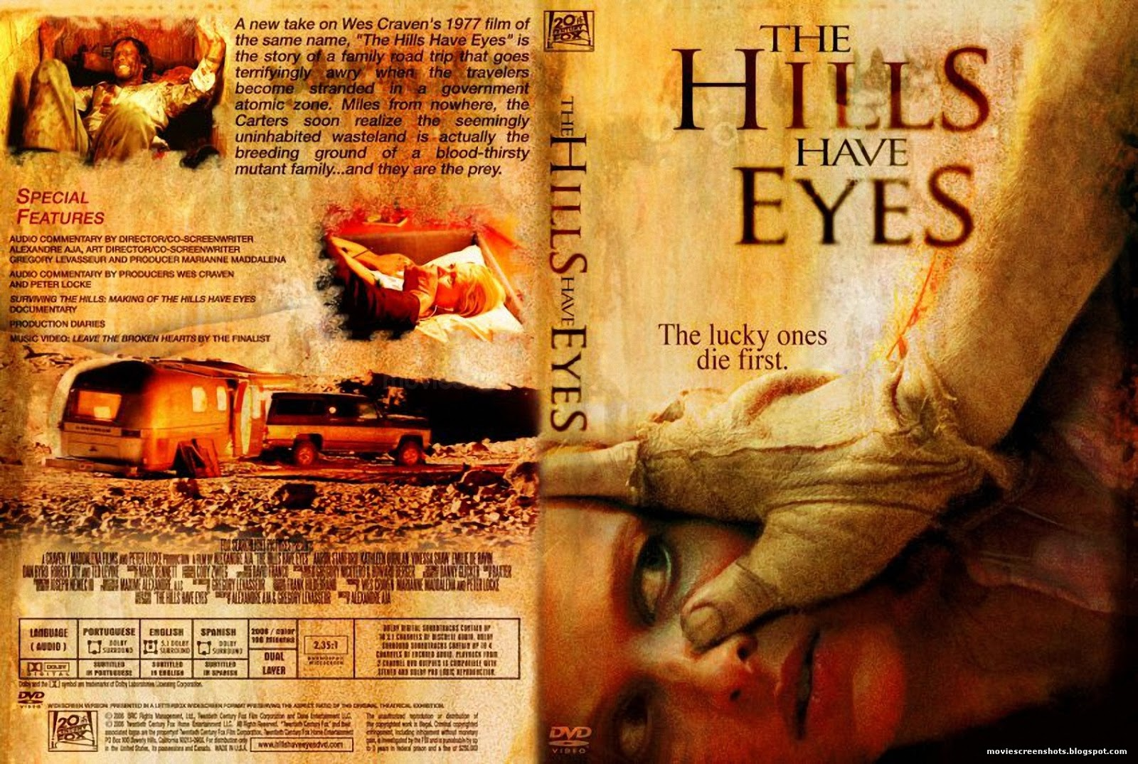 The Hills Have Eyes 2 2007 filme online subtitrat in
