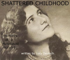 Meet Lucy Deutsch: Writer, Business Woman, Poet And Holocaust Survivor