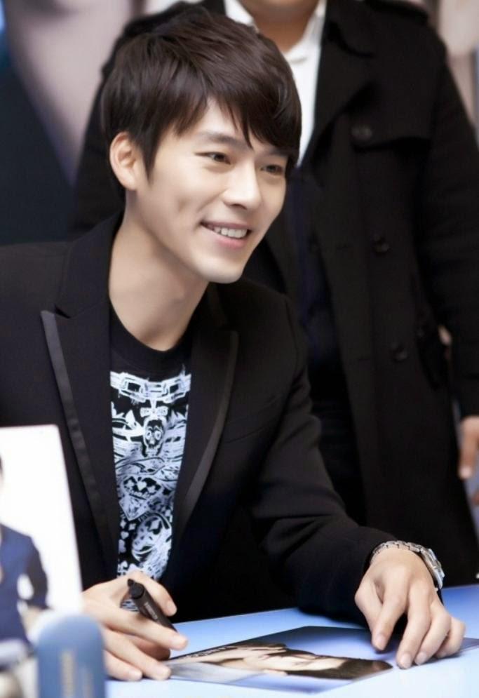 Aktor korea Hyun Bin