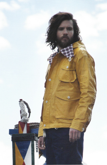 Preview: Gloverall for Spring/Summer 2014