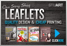 Quality Leaflet Design